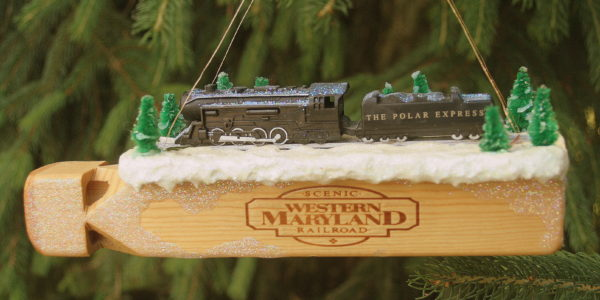 Polar Express Train Whistle Christmas ornament - Polar Express Train Whistle Christmas Ornament ‹� Homemade Christmas