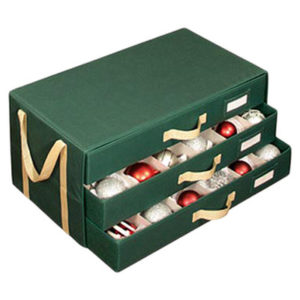 Holiday Ornament Organizer
