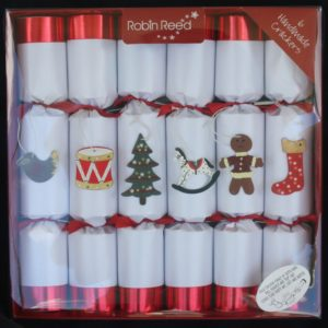 Santa's Toy Chest Christmas Crackers