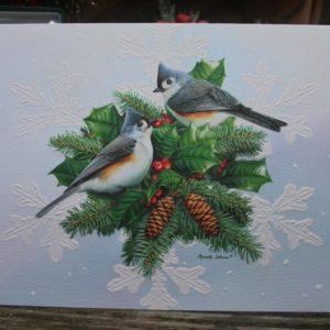 Snowflake birds
