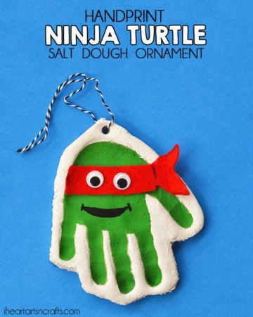 COWABUNGA! Great fun for kids to make their own Super-hero Christmas ornaments with salt-dough!  READ MORE