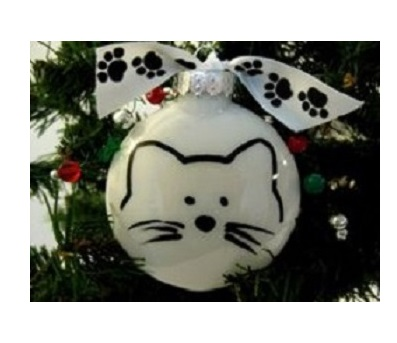 Pawsome! Decorate your own kitty ornaments. READ MORE